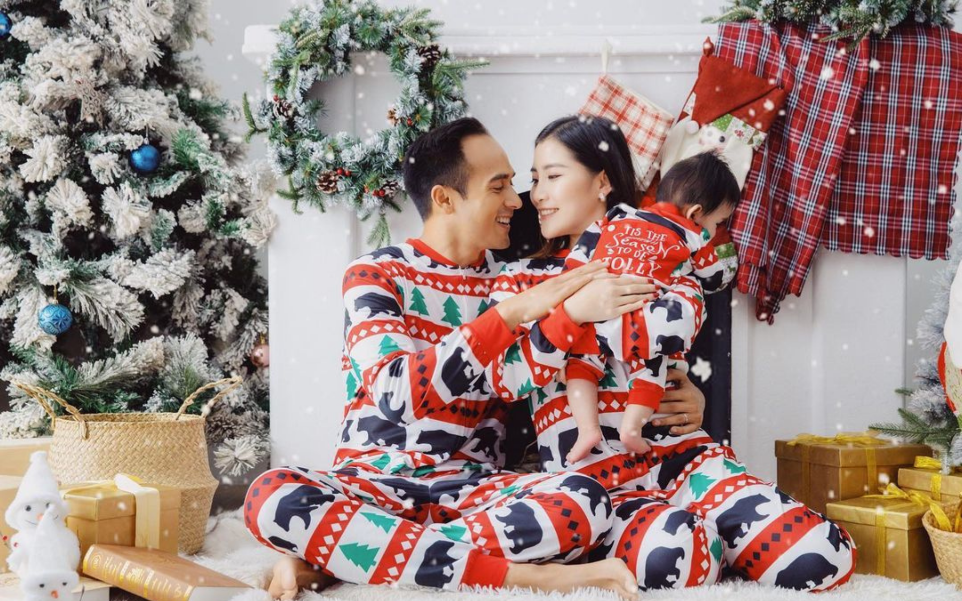 Tatlergram: 9 Festive Moments From The Christmas Weekend