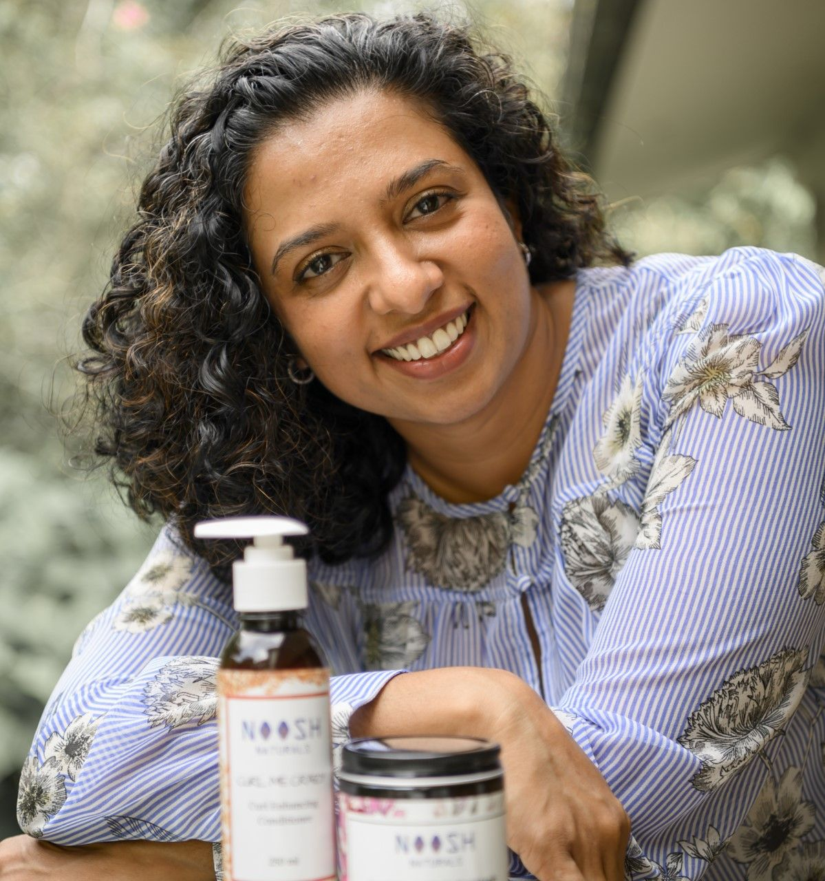 Noosh Naturals: How Anusha Nair's Quest For Better Skincare Birthed An Online Business Celebrating Nature's Goodness