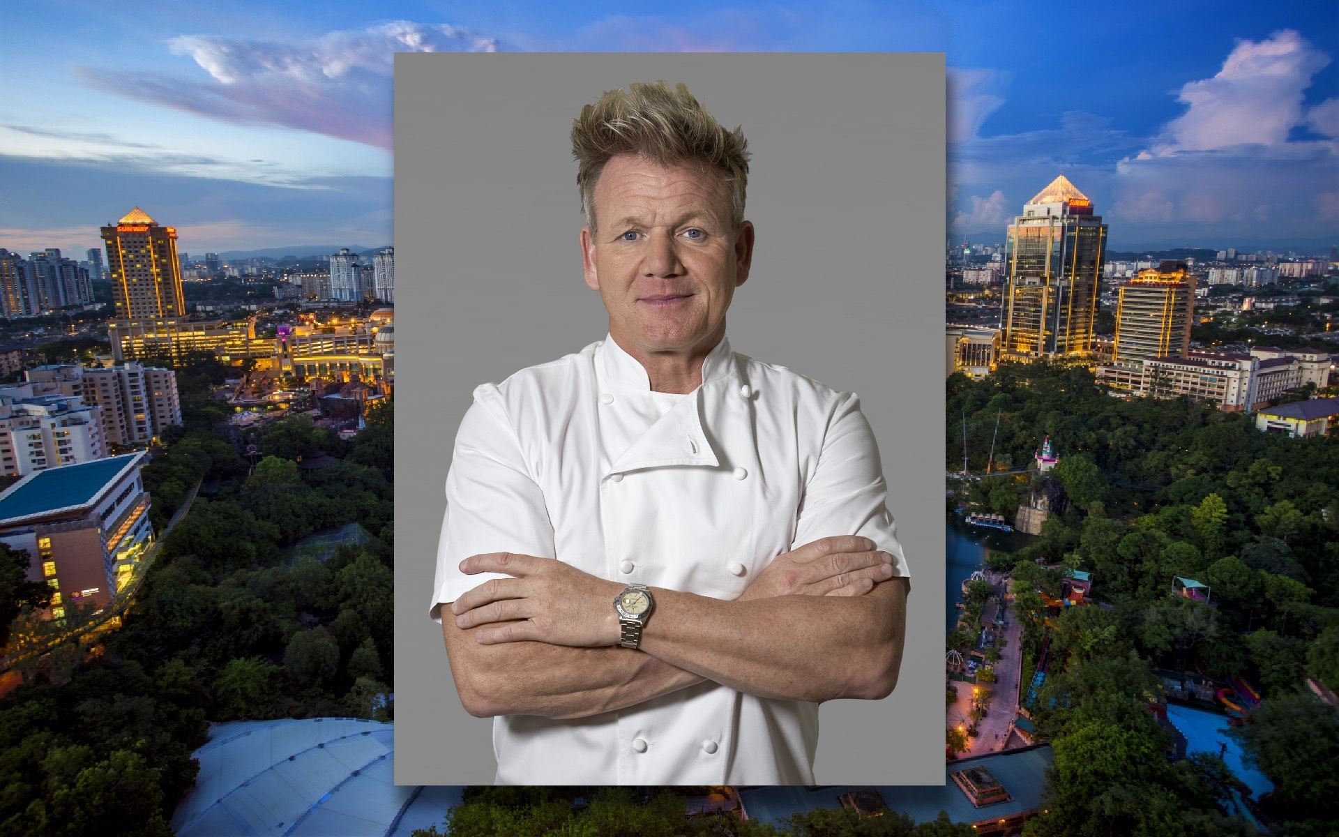 Gordon Ramsay To Open Restaurant In Malaysia In Partnership With Sunway Resort