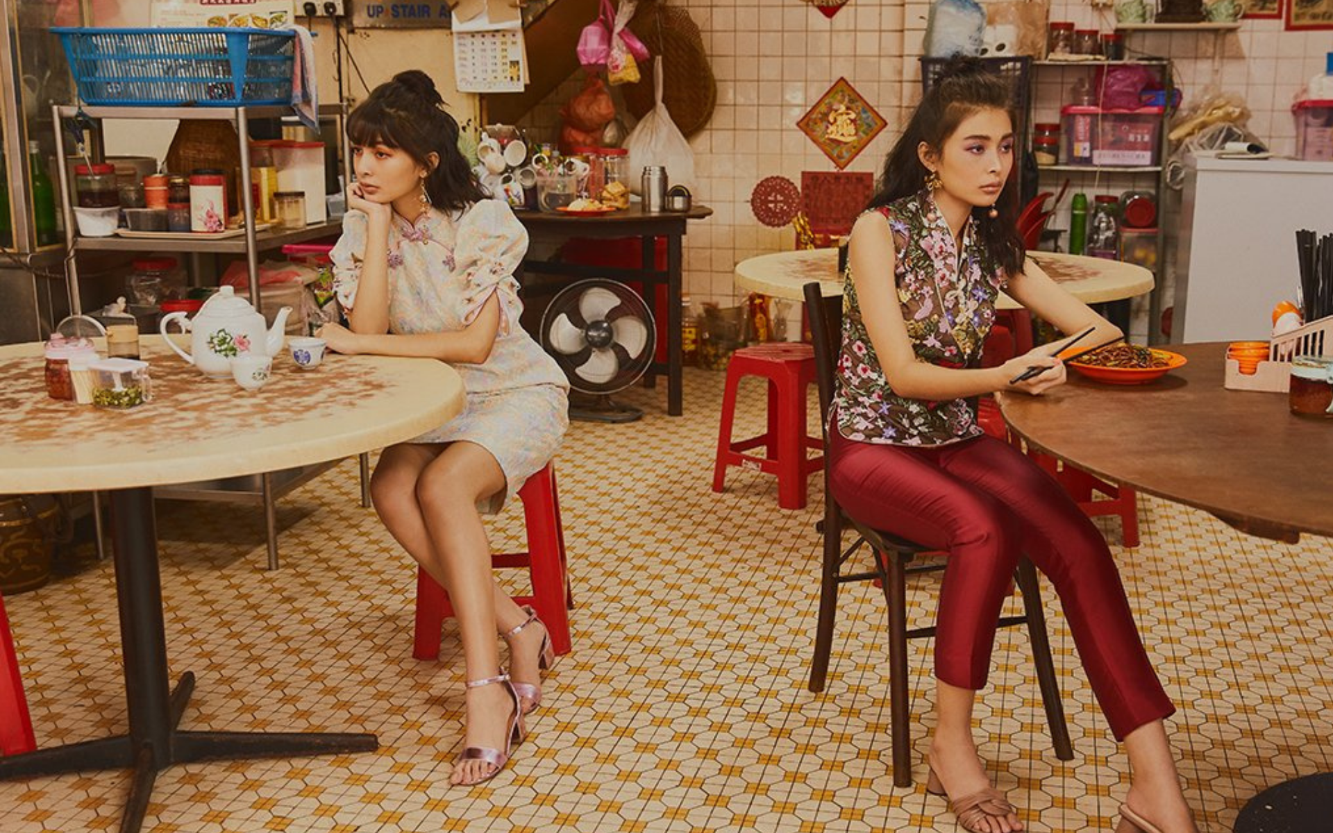 From Khoon Hooi To Melinda Looi: 6 Lunar New Year Collections By Malaysian Designers