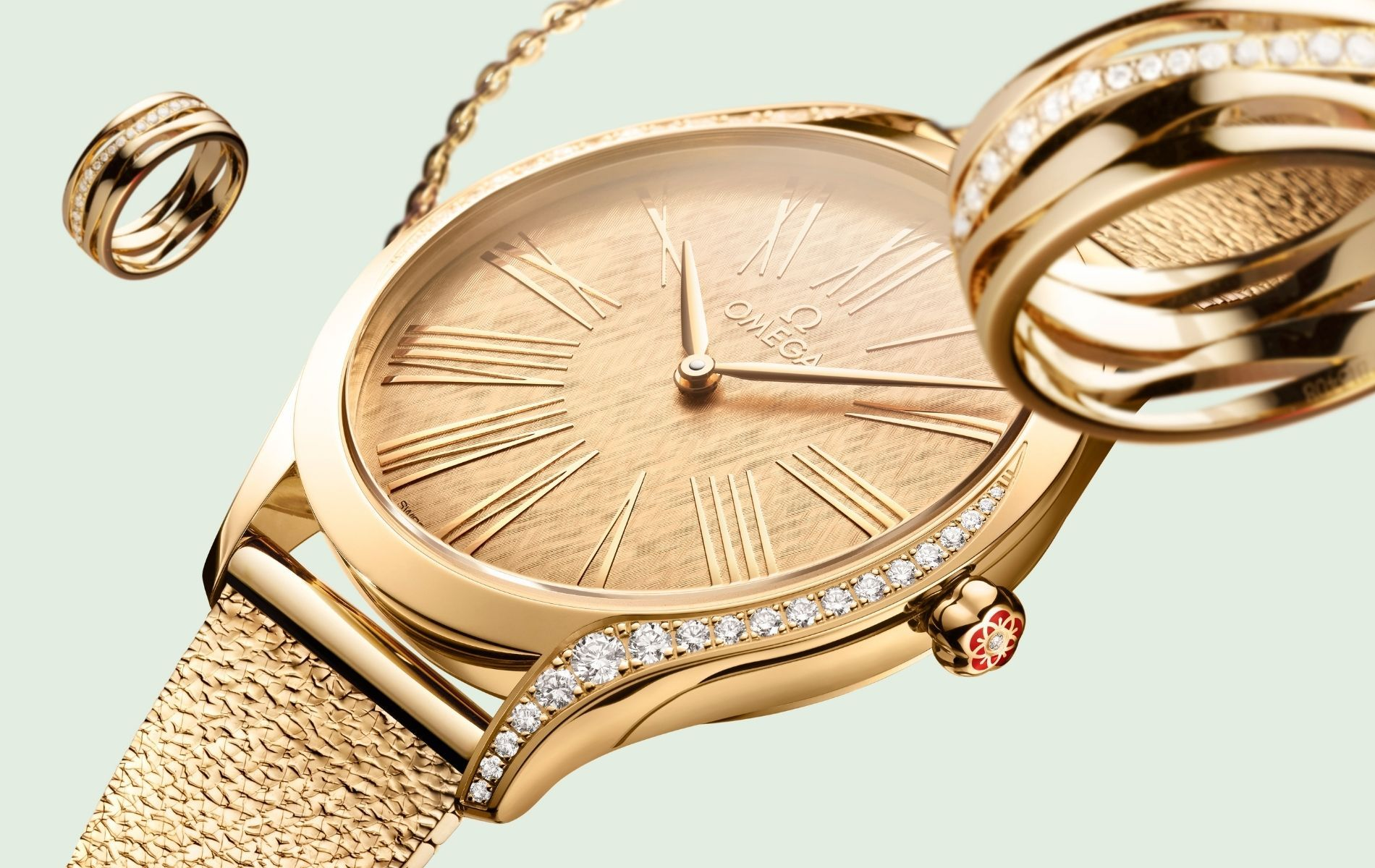 The New Omega Tresor Watch Exudes Understated Glamour