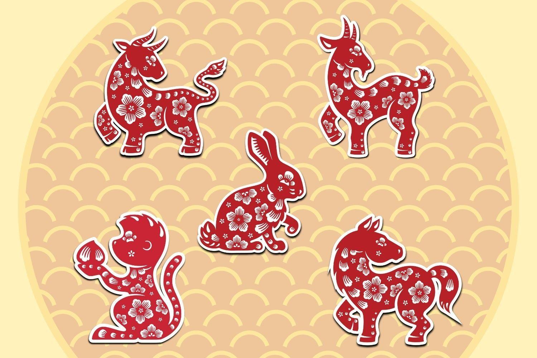 農曆牛年12生肖運勢大公開:鼠、蛇、雞事業順遂,兔、羊宜保持謹慎低調