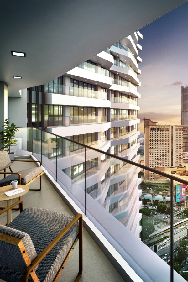 Discover The Ultimate Luxury Living Experience At Setia Sky Seputeh
