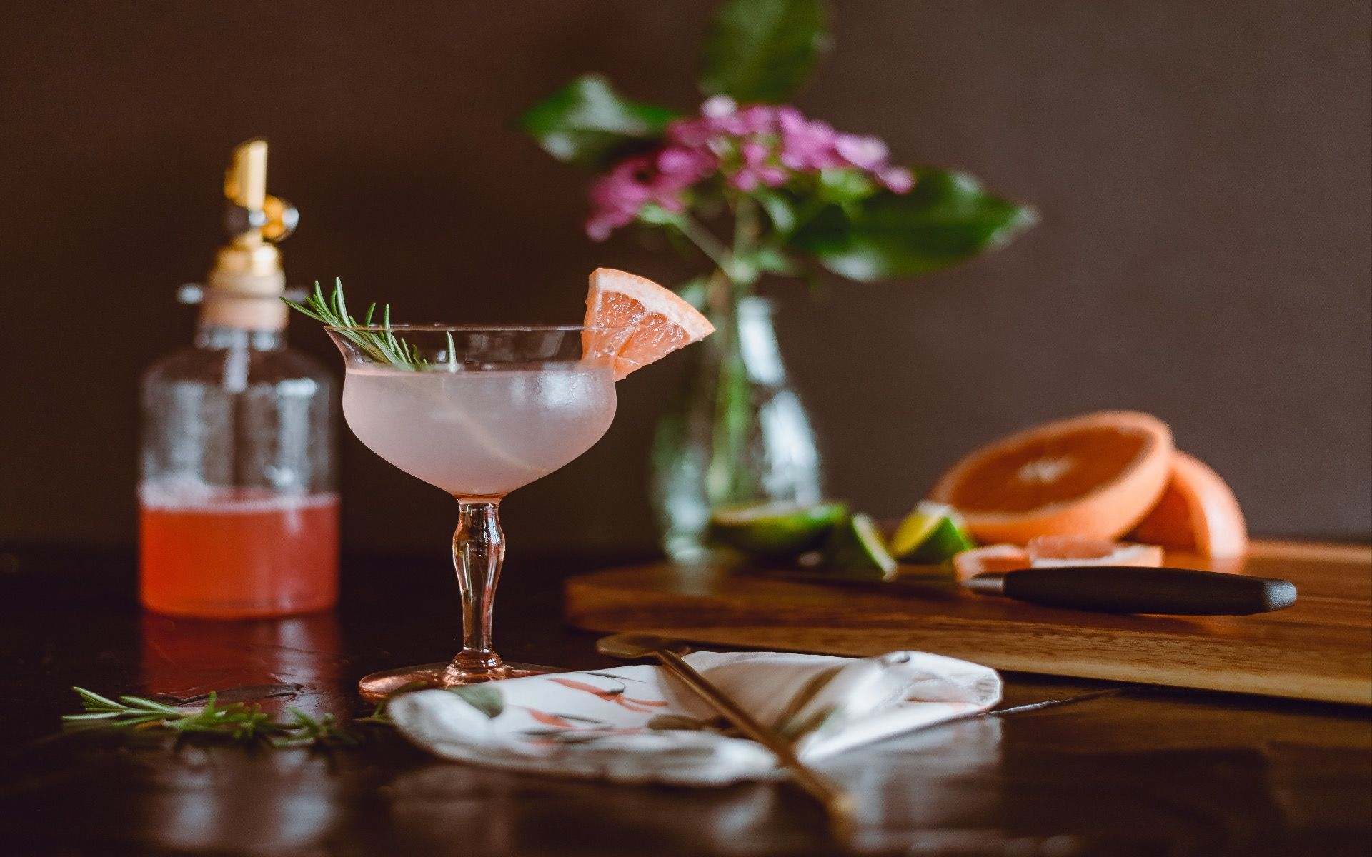 5 Unique Cocktails For Home Bartenders To Try During Lockdown