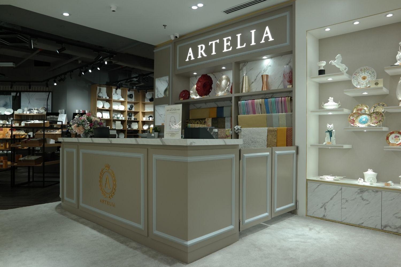 Artelia at Bangsar Shopping Centre.