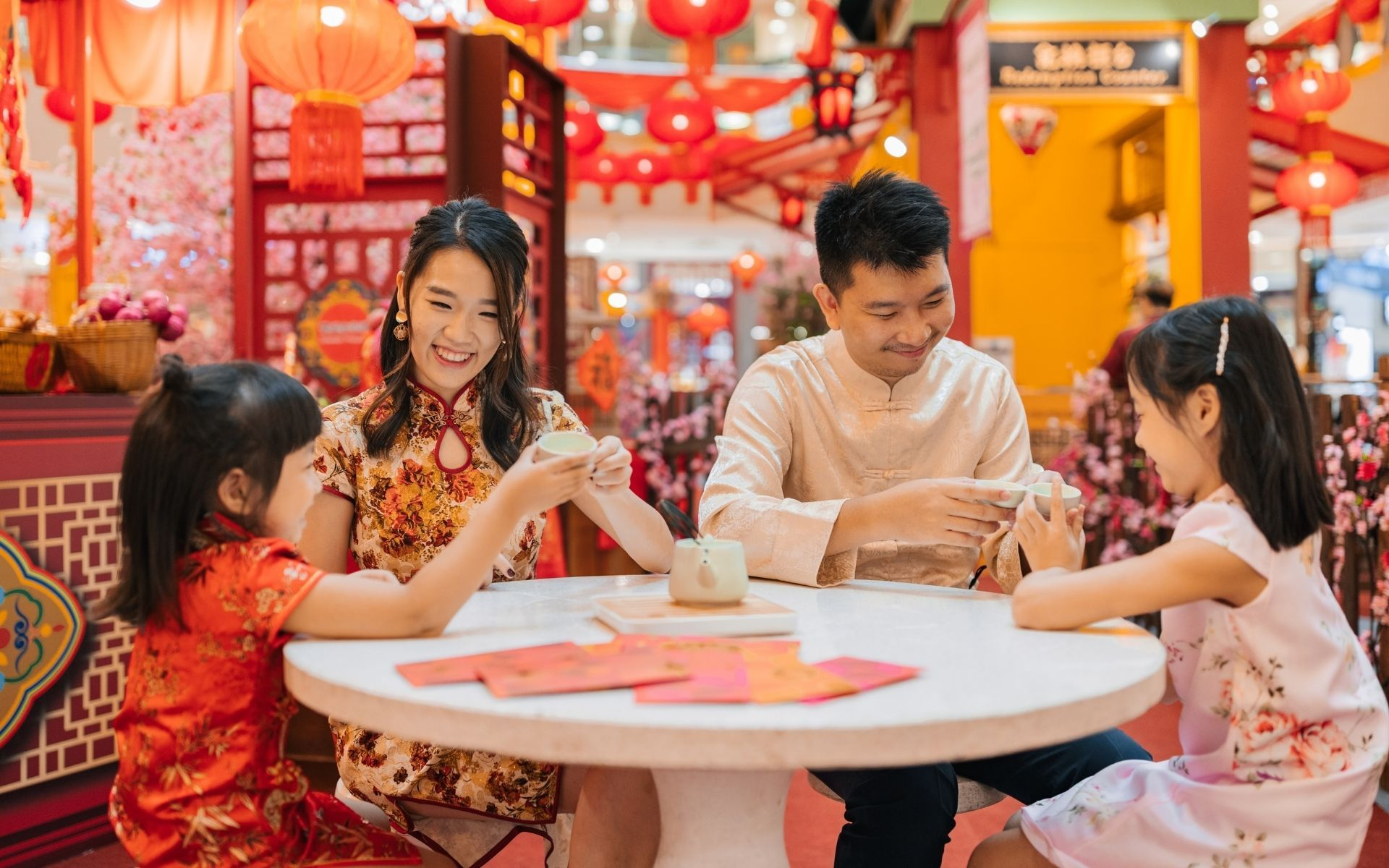 Chinese New Year 2021 Decorations In KL & PJ Shopping Malls