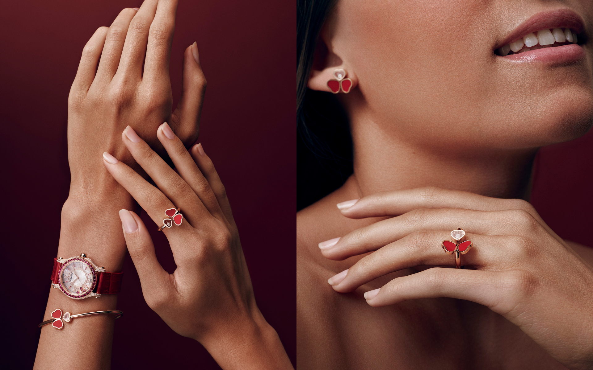 Chopard's Happy Hearts Collection Is The Perfect Valentine's Day Gift