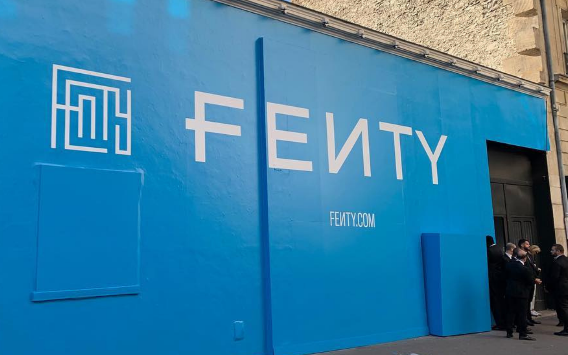 Rihanna's luxury fashion label in collaboration with LVMH, Fenty launched in 2019