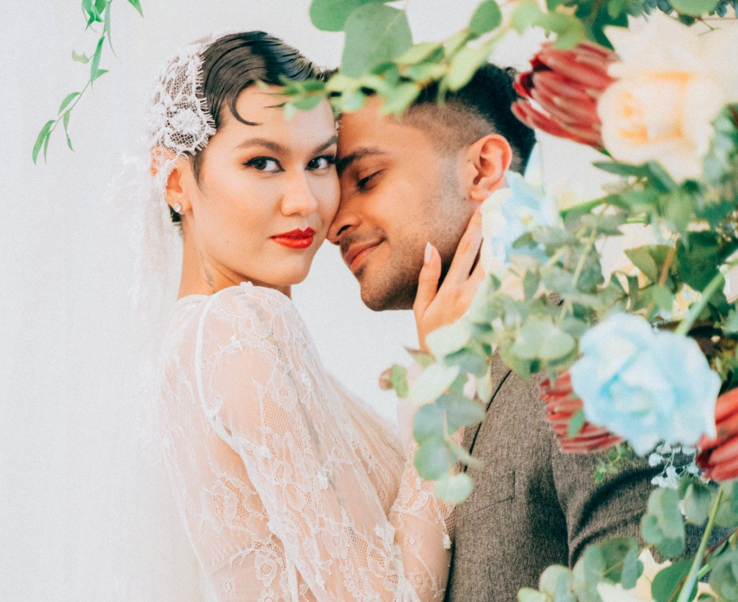 Alicia Amin & Farzan Iqbal Tie The Knot On Valentine's Day 2021