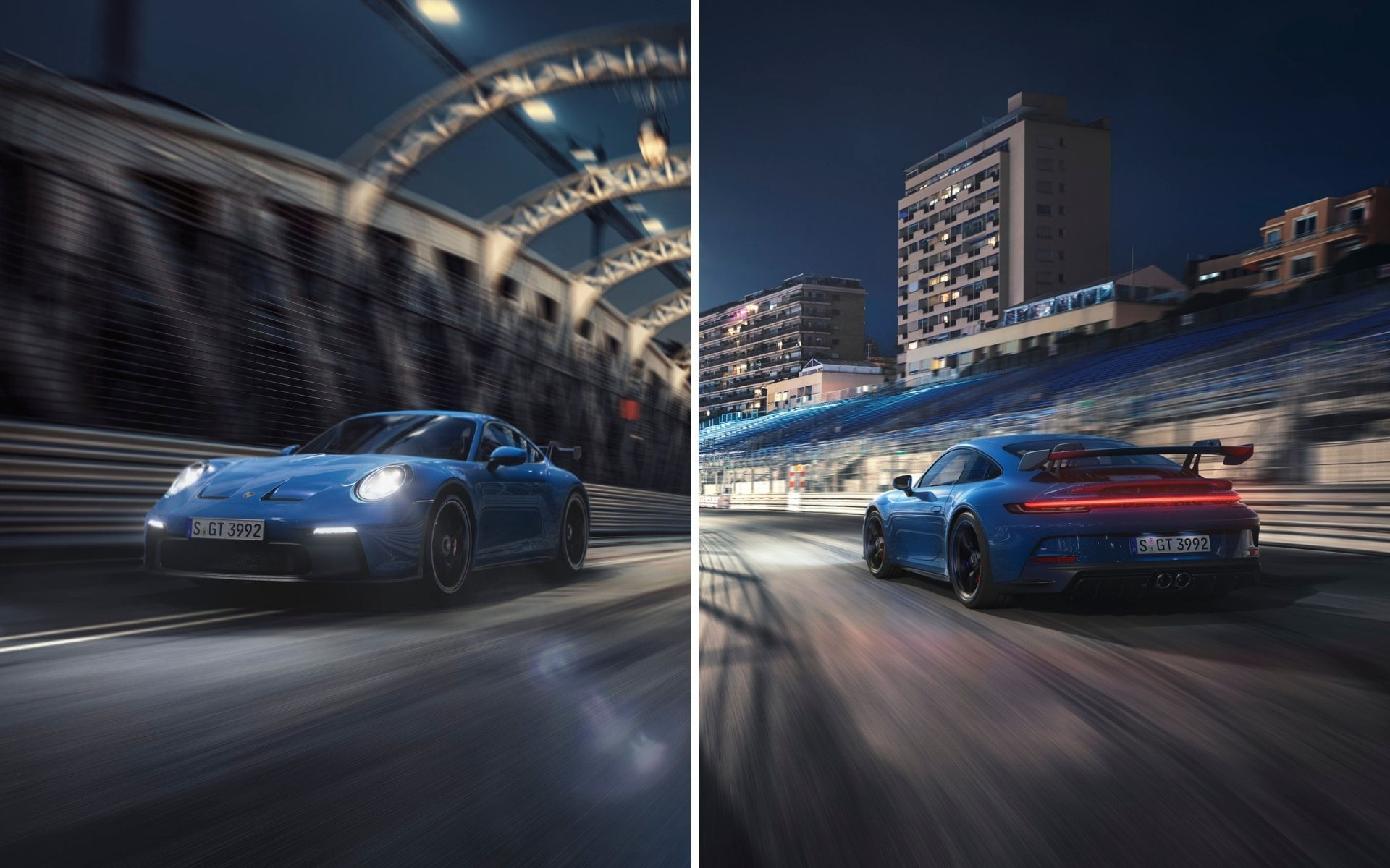Porsche 911 GT3 Takes Sports Driving To The Next Level