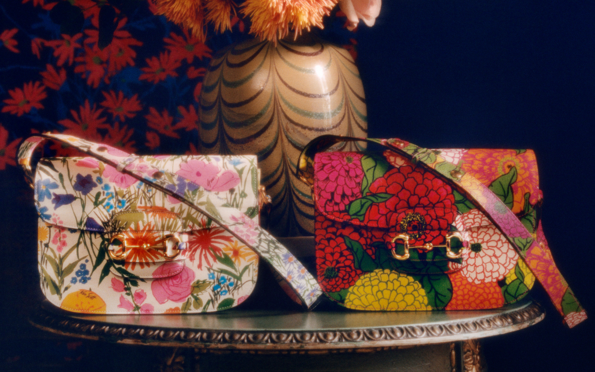 The Gucci x Ken Scott Epilogue Collection is a Celebration of the Late Designer's Floral Works