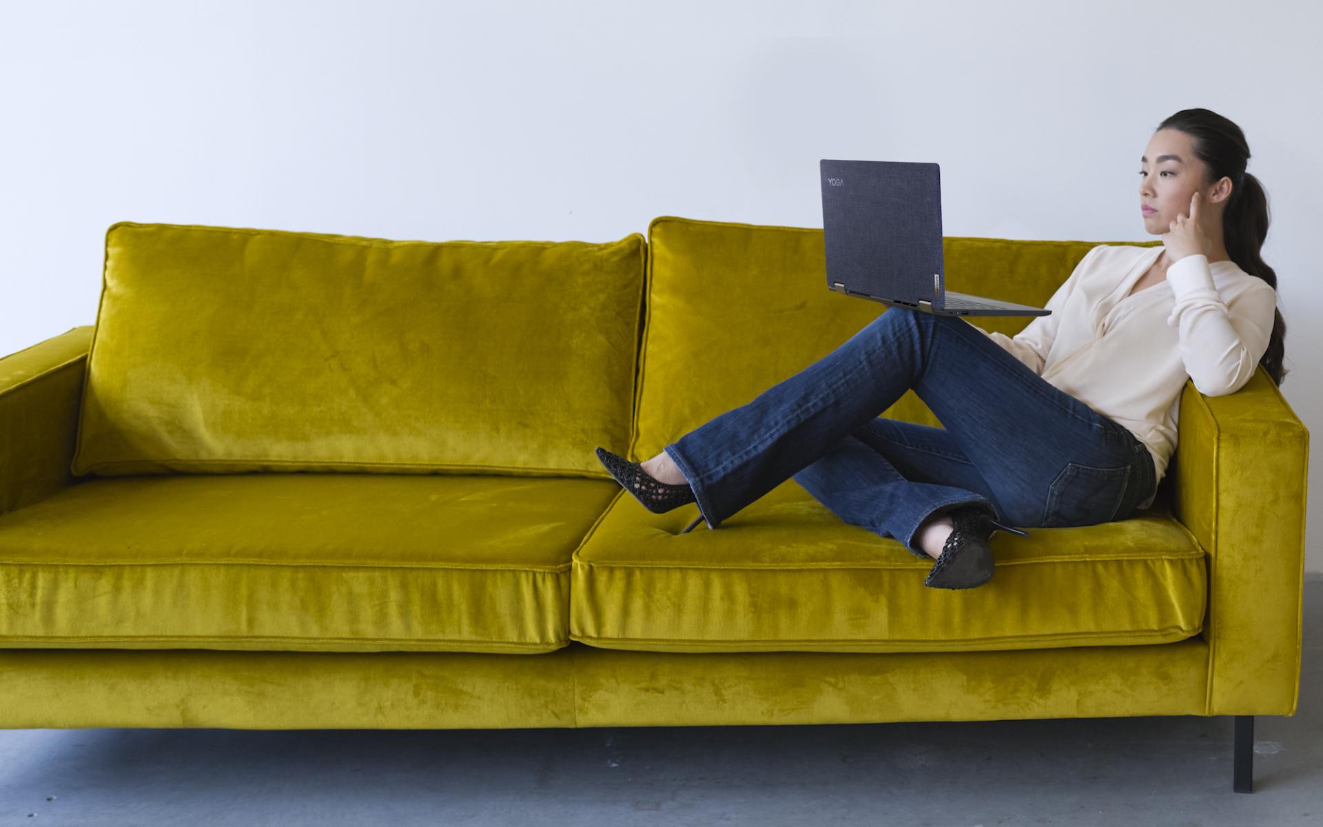 Lenovo's Latest Range Of Yoga Laptops Are For All Of Us