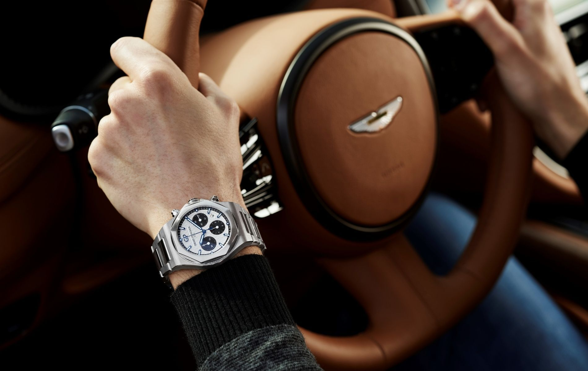 Formula One Update: Aston Martin And Ferrari Found New Luxury Watch Partners