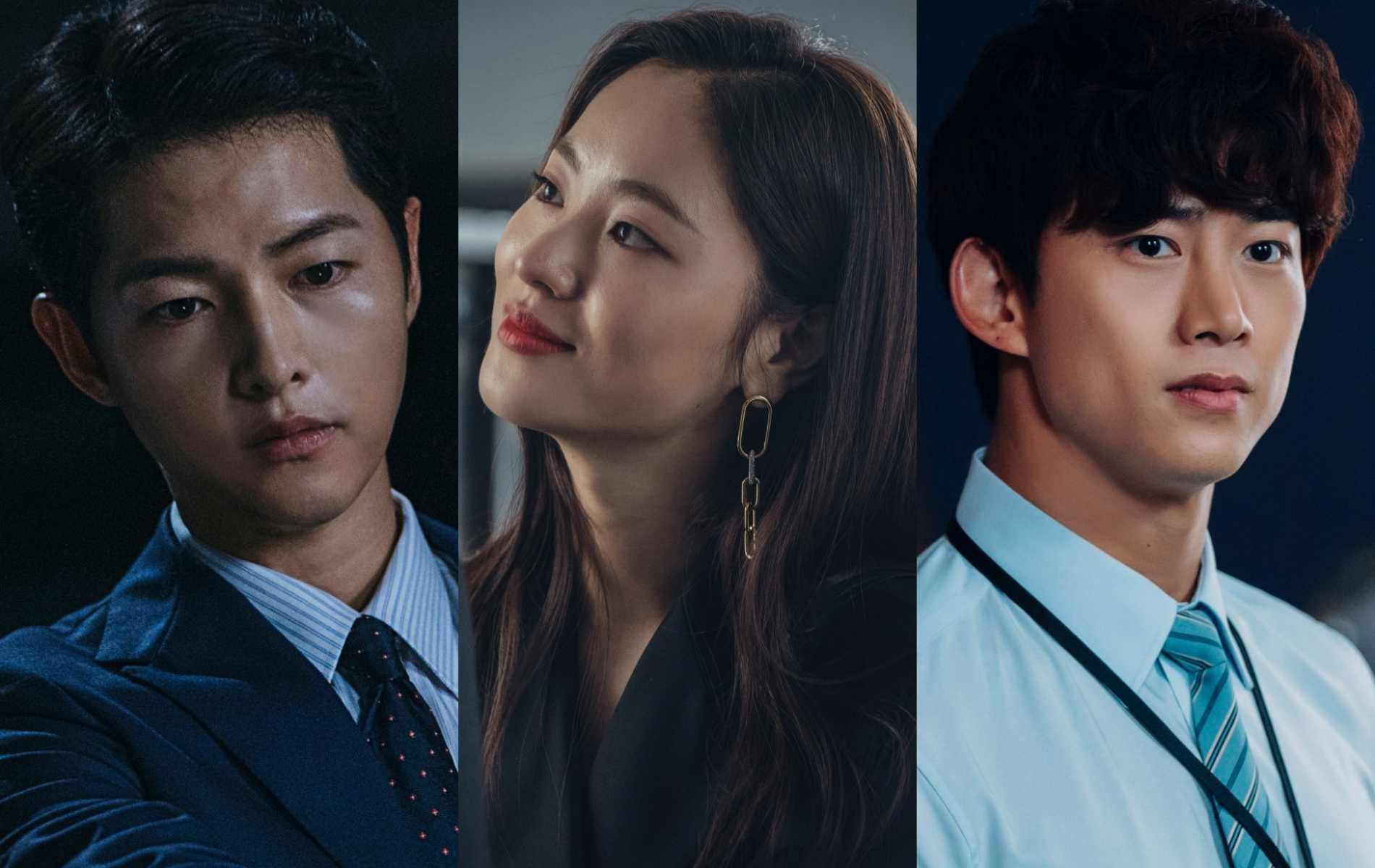 Vincenzo: Get To Know Song Joong Ki And The Cast Of This New Netflix Series