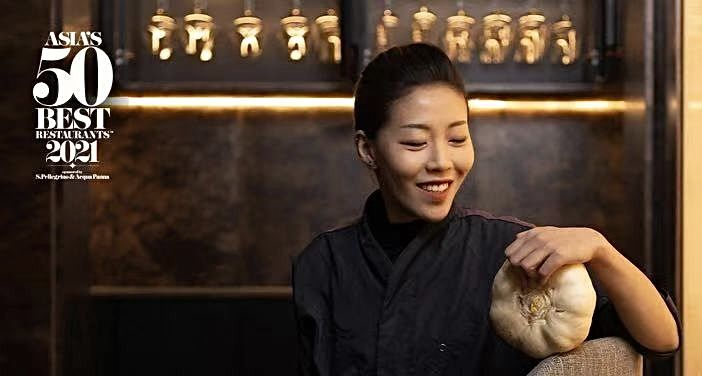 Asia's Best Female Chef 2021 Is DeAille Tam Of Obscura In Shanghai