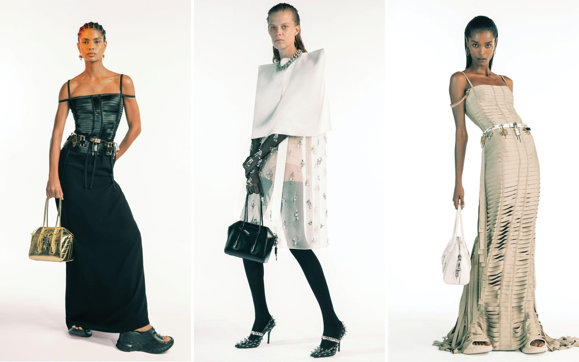 The mini Antigona bags reworked with an edgier design