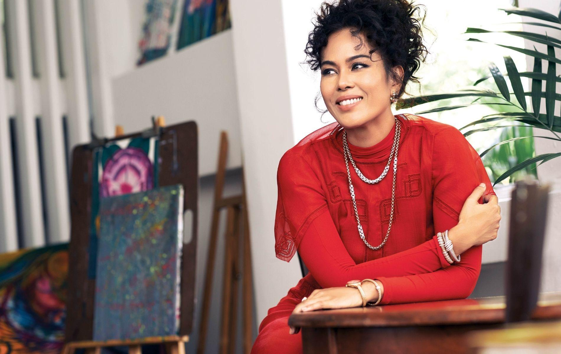 Cover Story: Inside The Fascinating World Of Nini Marini, Artist And Creative Entrepreneur