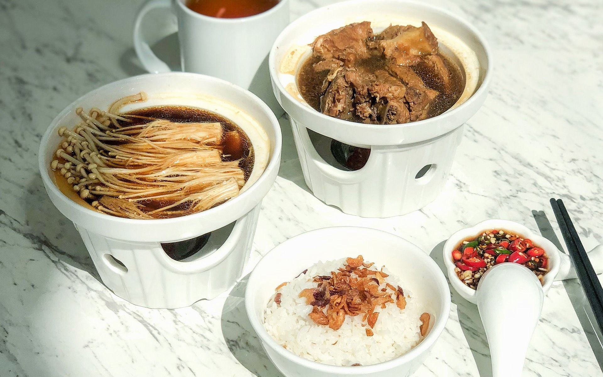 Bak Kut Teh In Klang May Be Based On A Beef Dish In Fujian