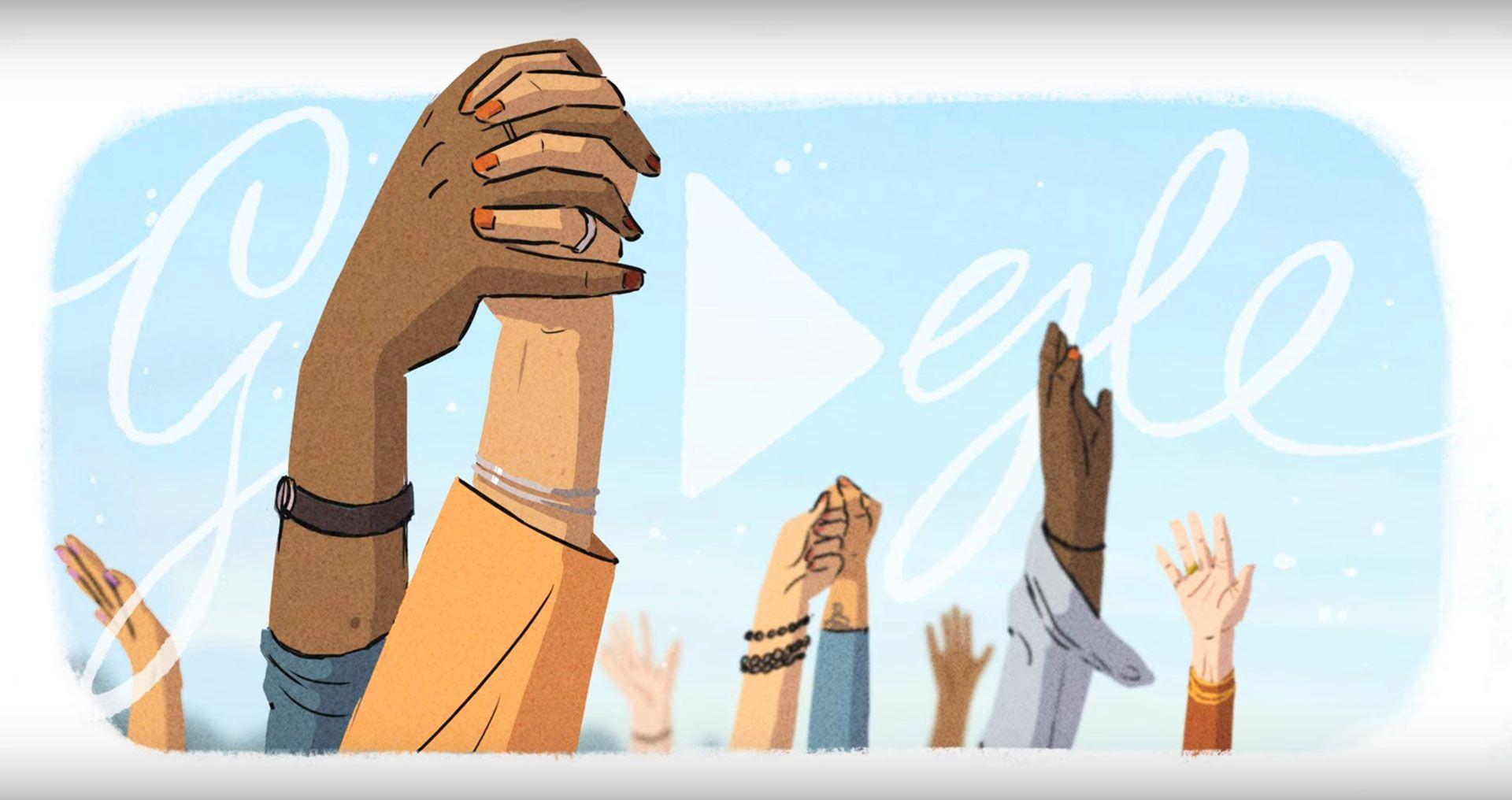 International Women's Day 2021: Google Doodle Honours Women's Accomplishments Throughout History