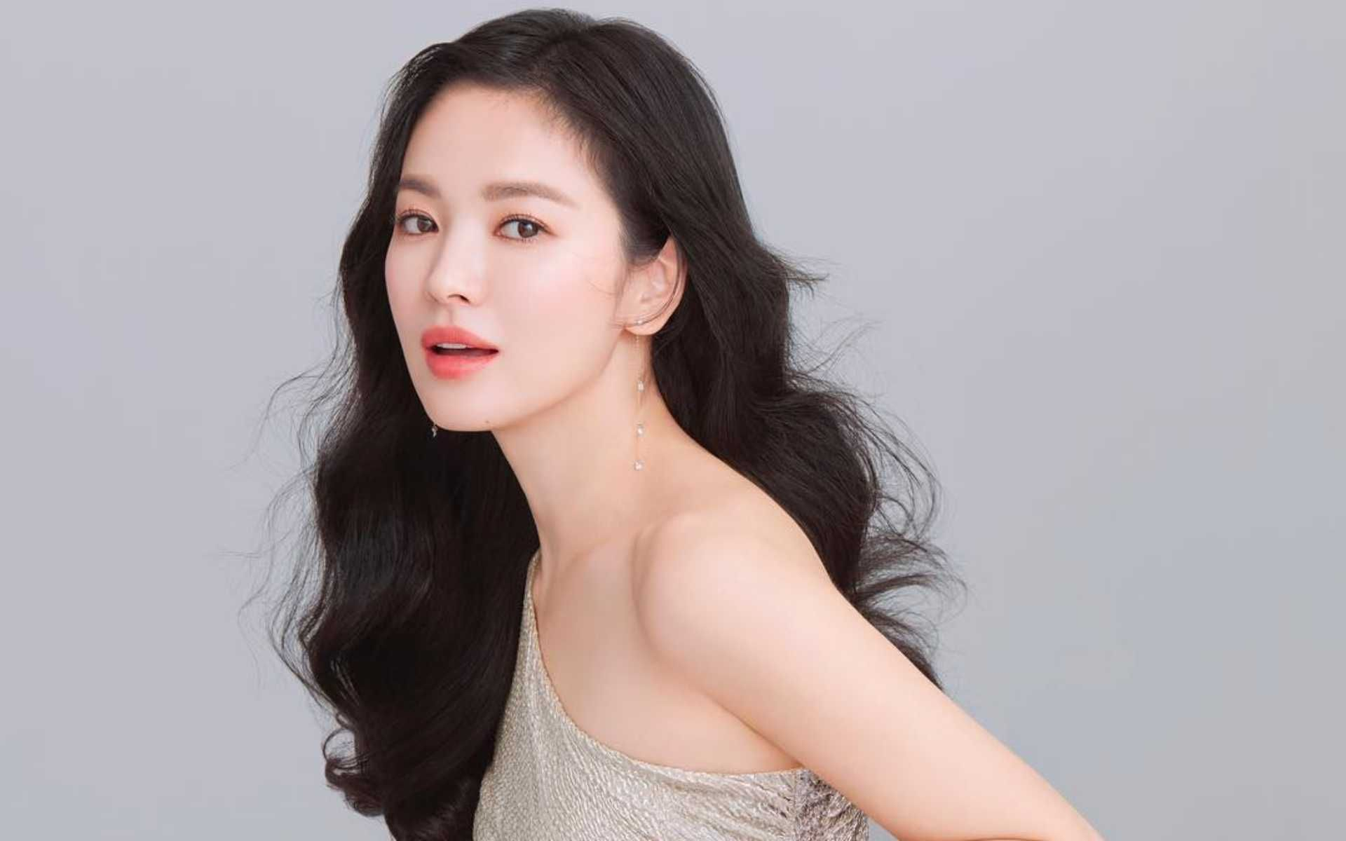 Song Hye Kyo I'm Breaking Up Now