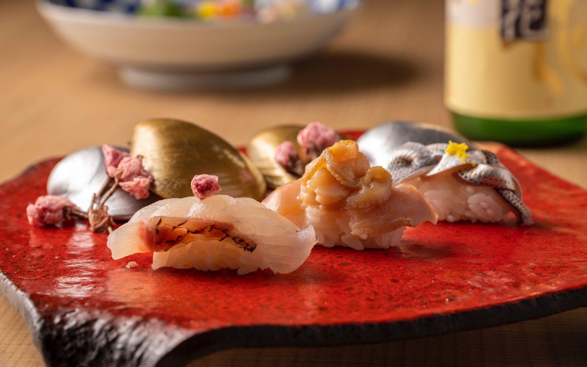 Sengyo Set of Fresh Seasonal Fish