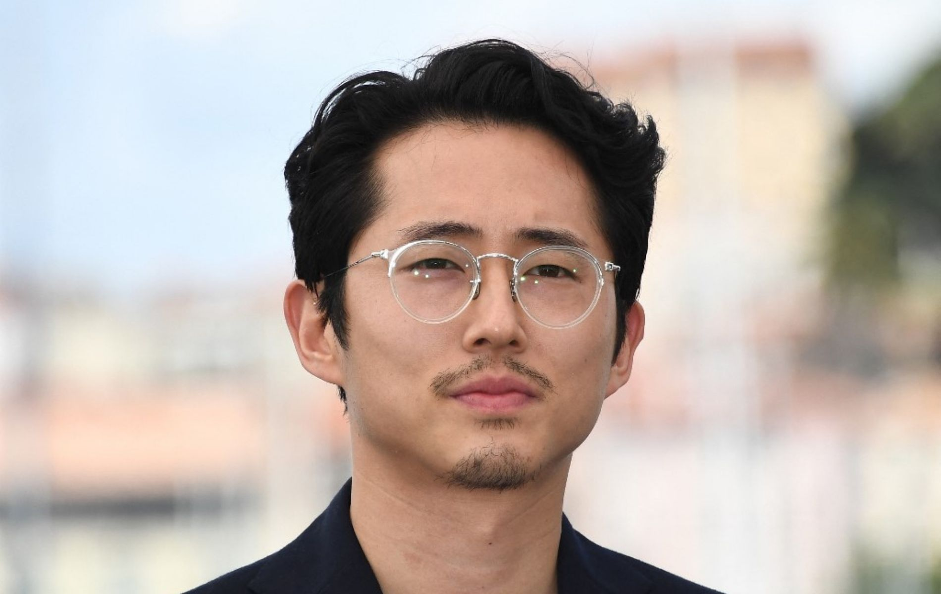 Steven Yeun (Photo: Anne-Christine Poujoulat / AFP)