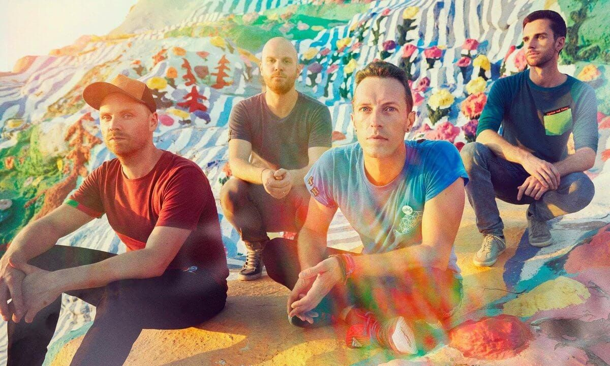 Coldplay The Ocean Cleanup Environment Sustainability Malaysia