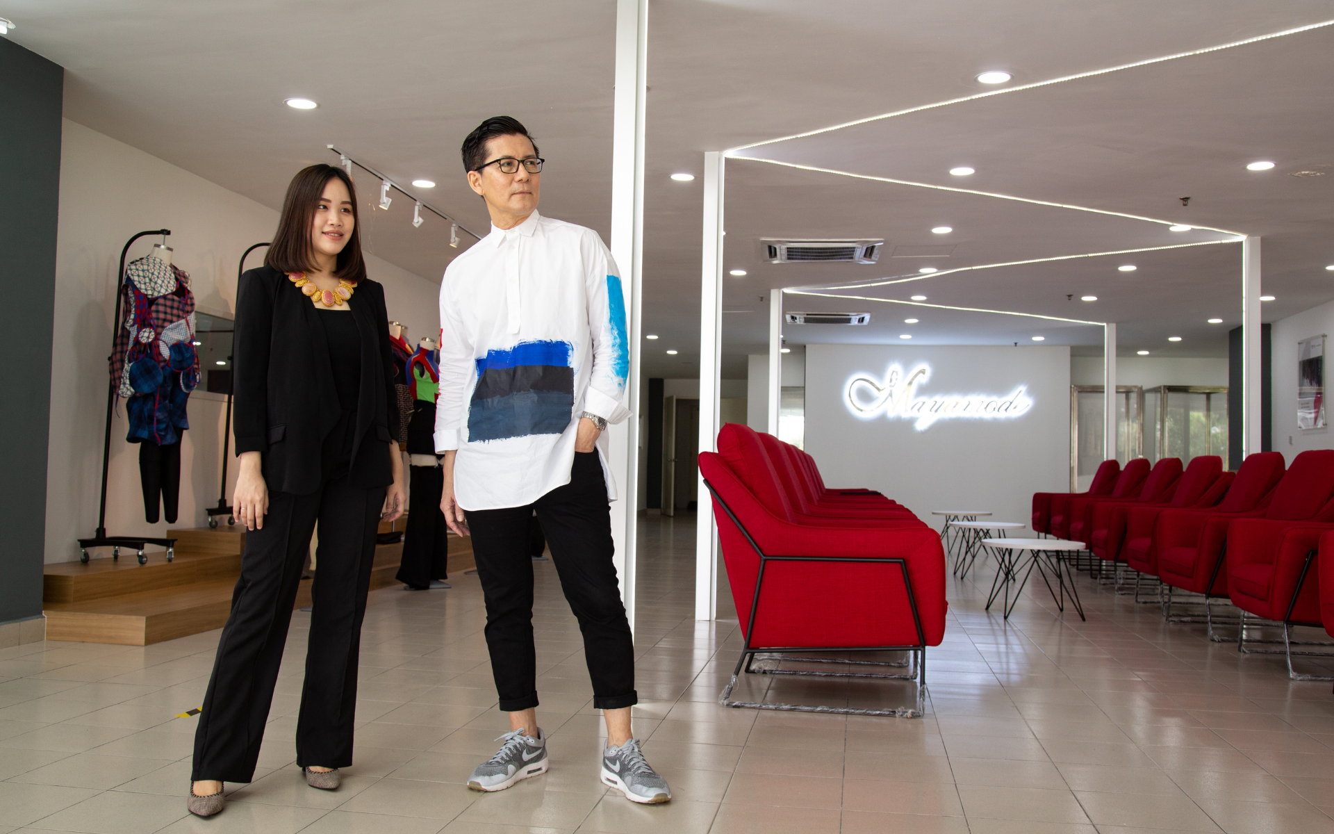 A Closer Look At Mayamode, Malaysia's First Co-Working Fashion Studio