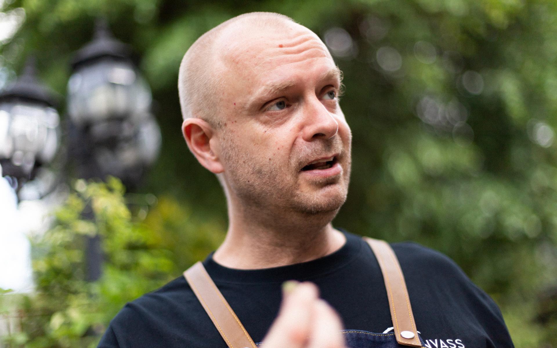 Sustainable Sunday: Chef Nikolaj Lenz On Being Eco-Conscious Outside The Kitchen