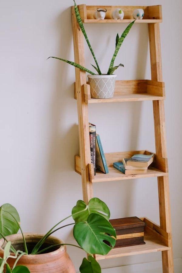 Make your own DIY 'ladder shelf' at ADIAIDA's woodworking workshops (Photo: @berrpp/Instagram)