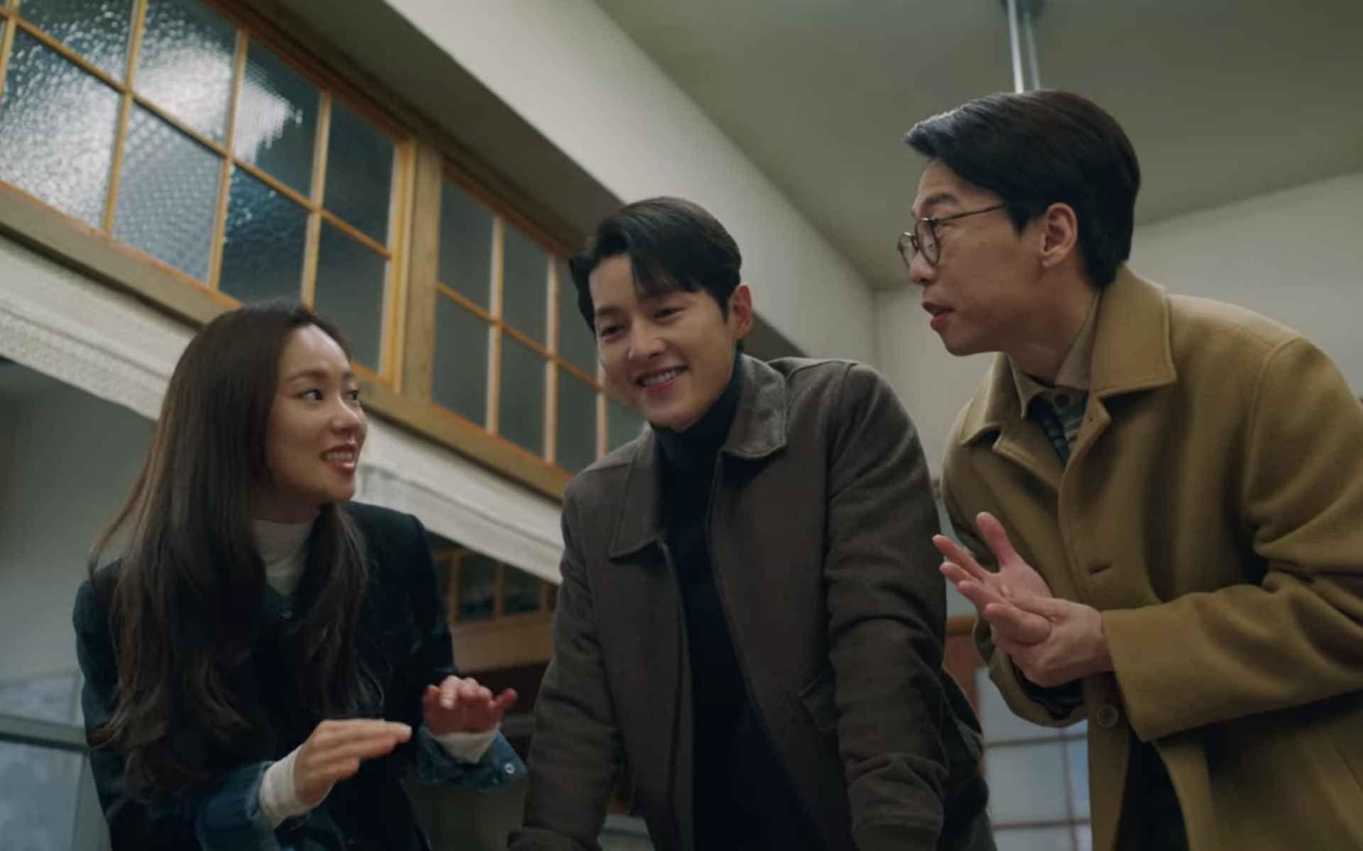 Netflix Vincenzo Episode 13 Song Joong Ki