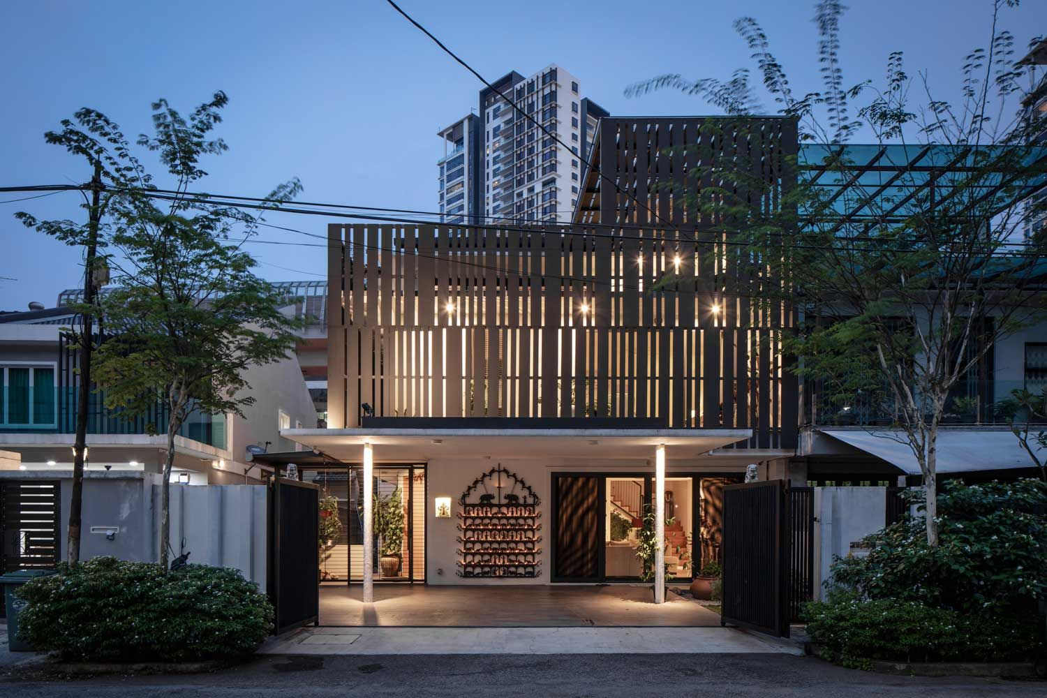 Home Tour: A Modern Home In KL Built Around Family Life