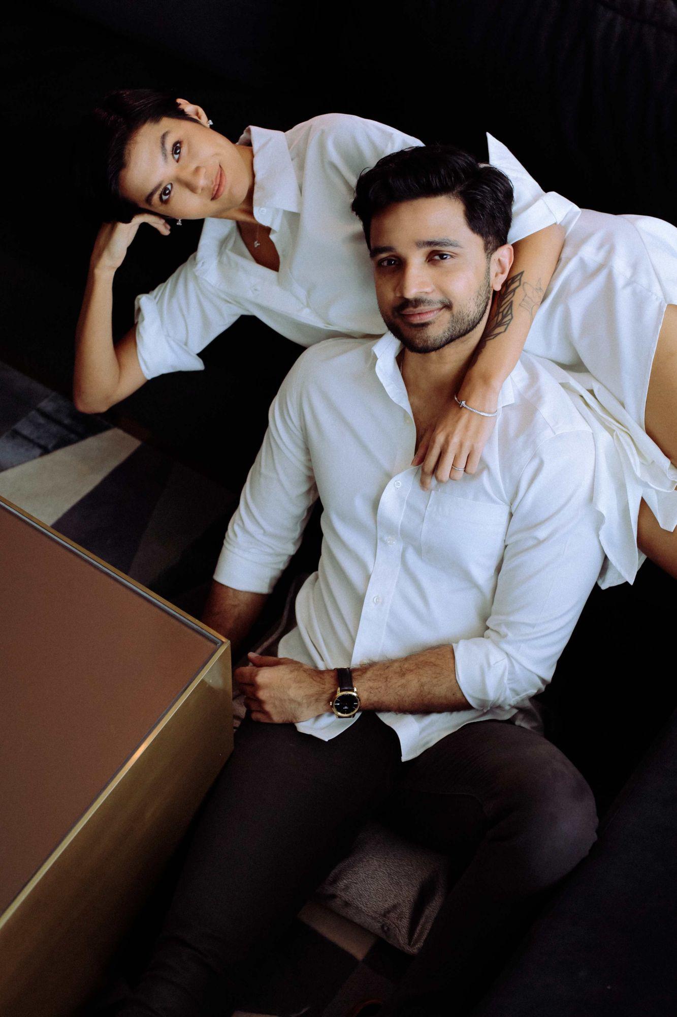 The Love Story Of Alicia Amin & Farzan Iqbal