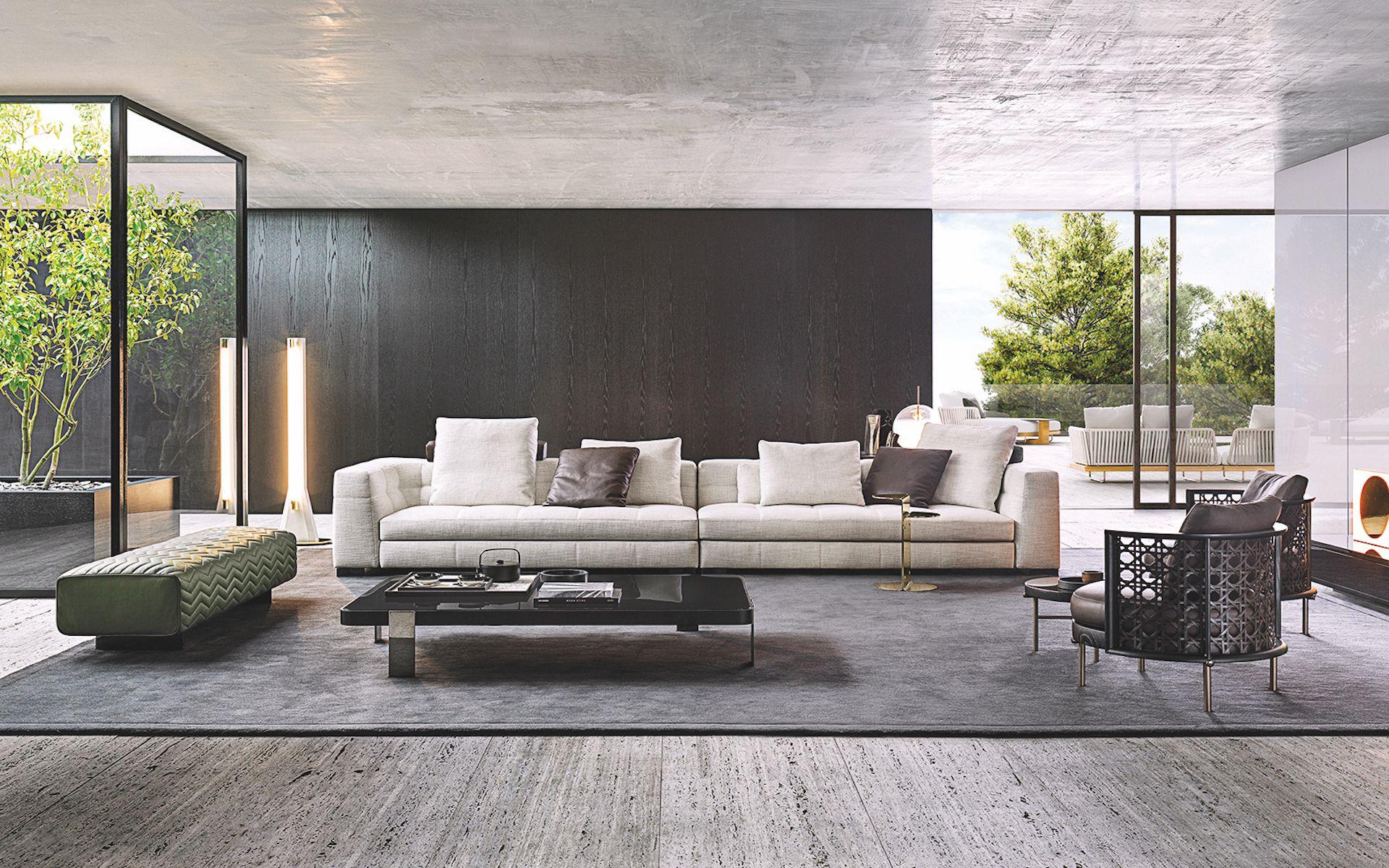 Il divano Blazer è come un abitino nero per la casa