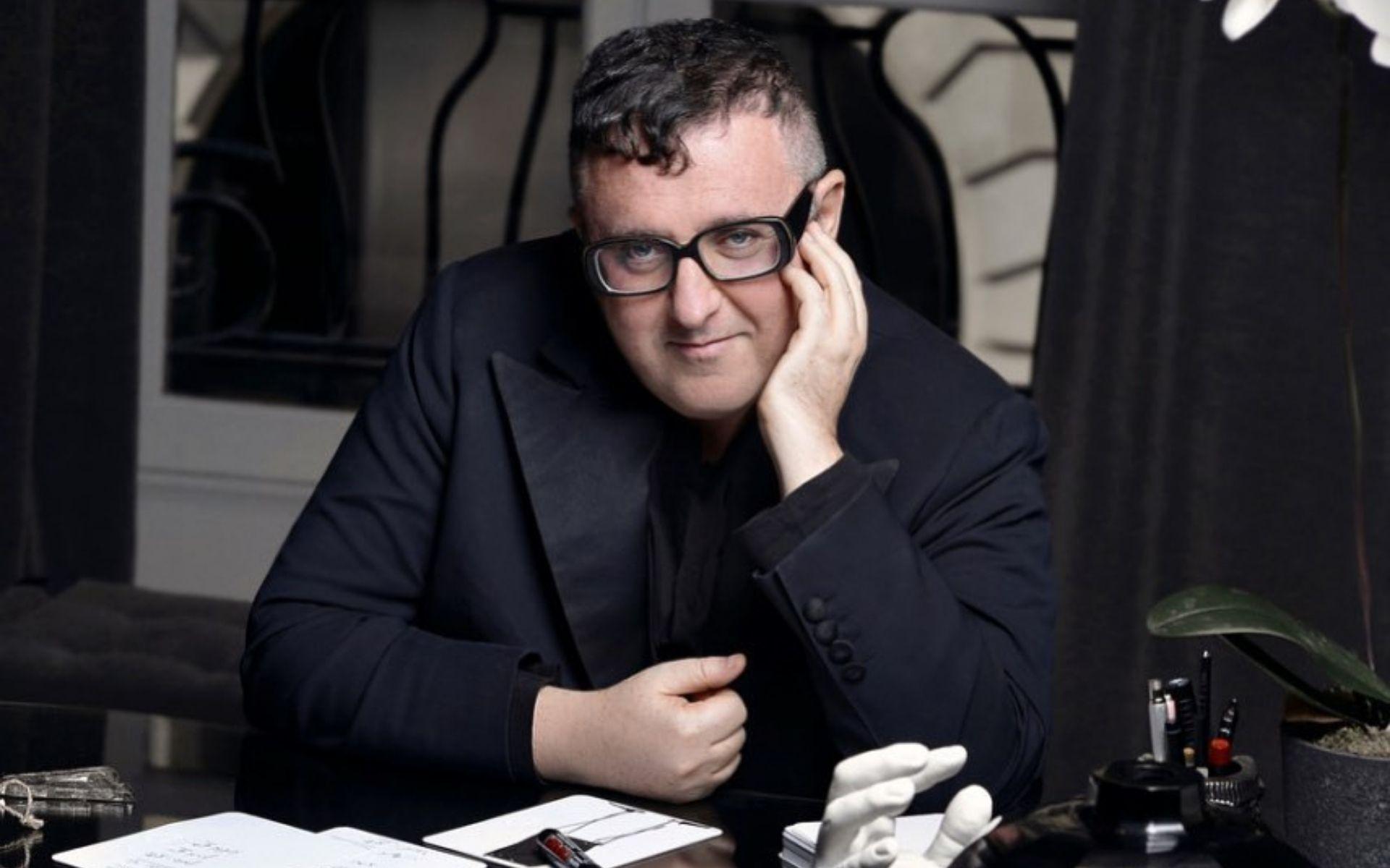Fashion Designer Alber Elbaz Dies Of Covid At 59