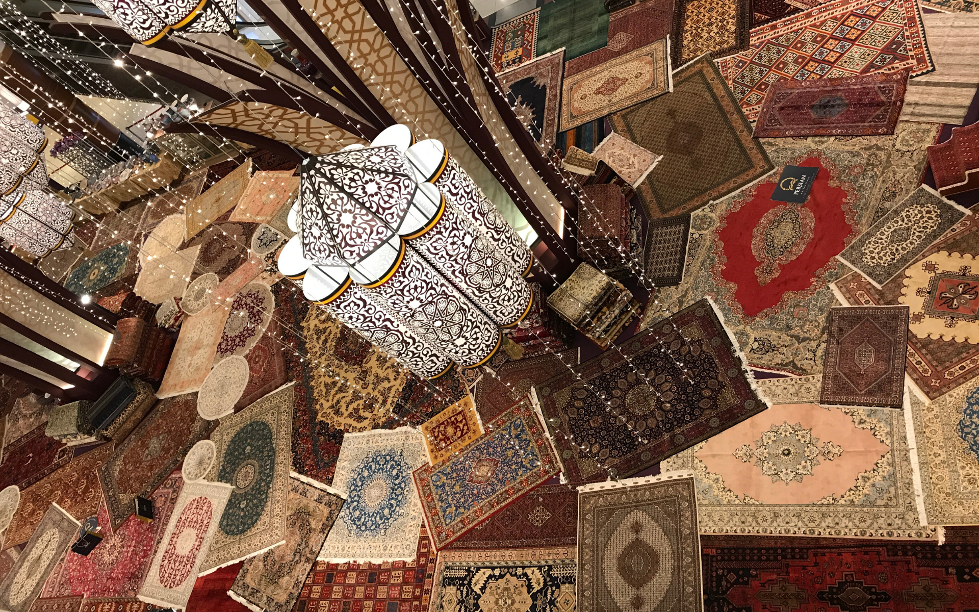 Persian Carpets are the culmination of centuries of craftsmanship