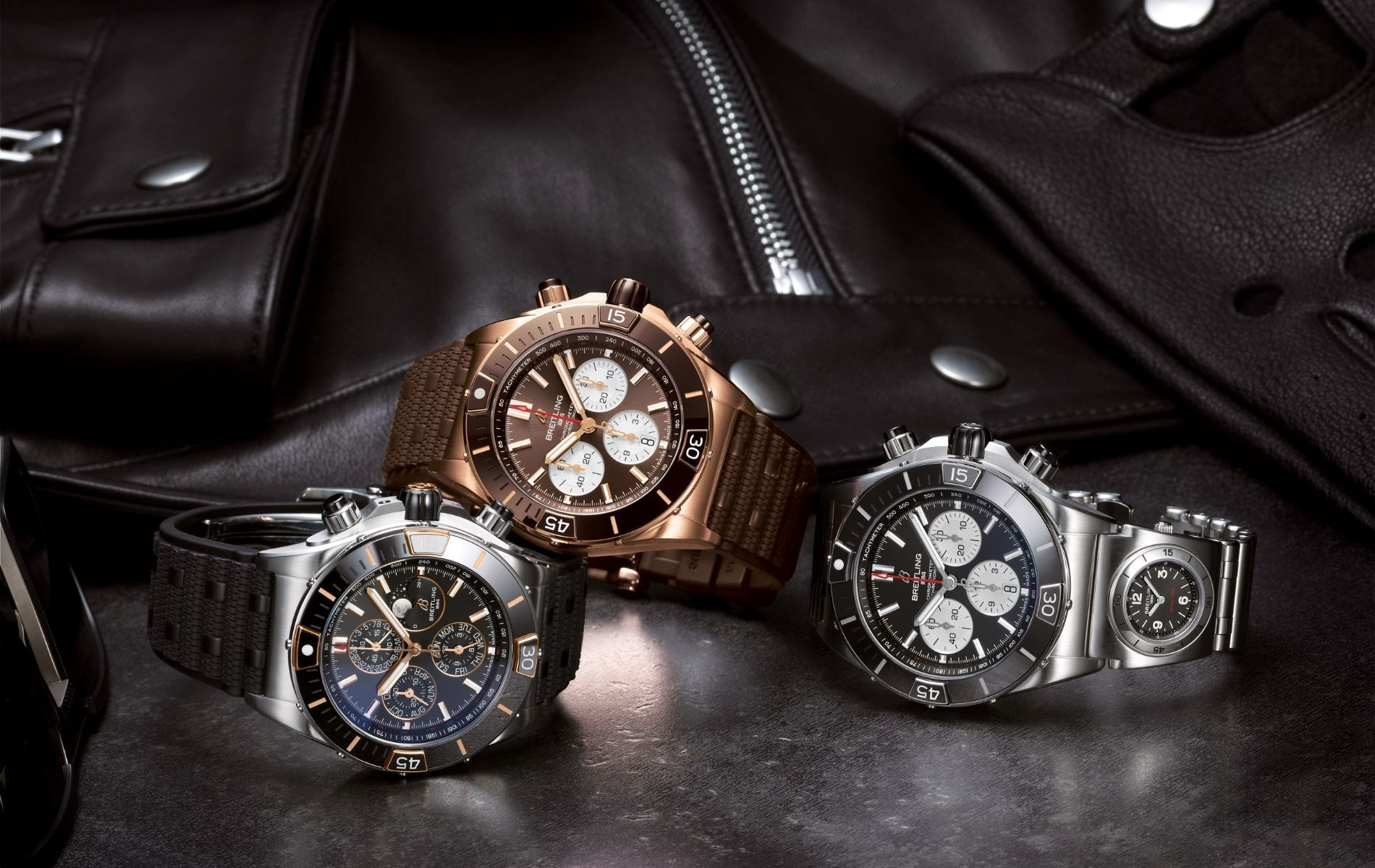 The new Super Chronomat collection