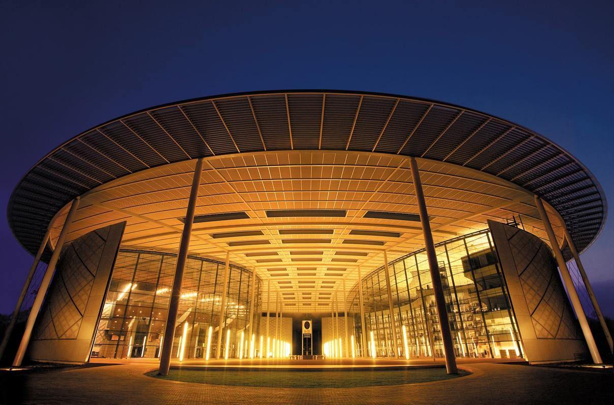 Universiti Teknology Petronas or UTM (Photo: GDP Architects/Facebook)