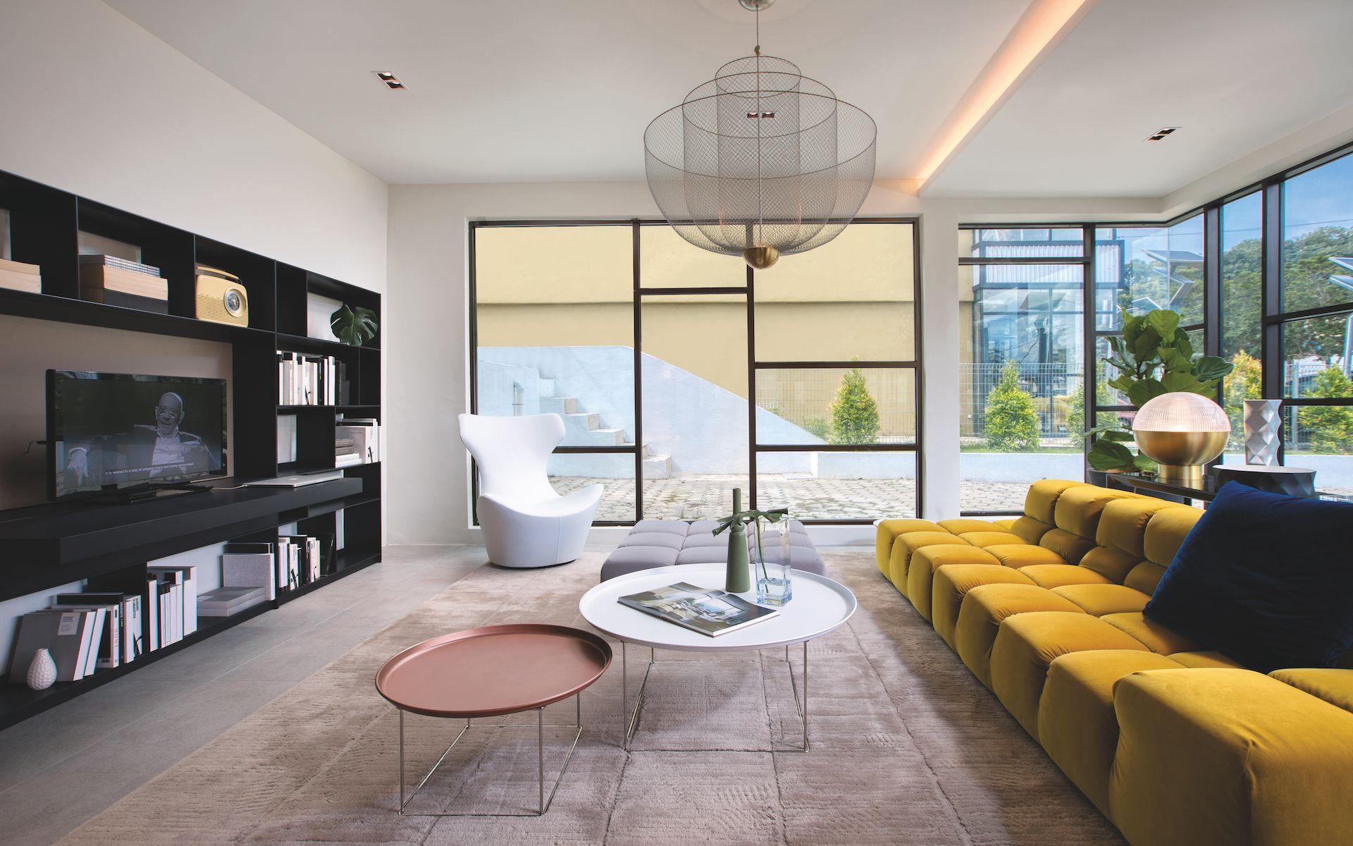 Iconic B&B Italia furniture