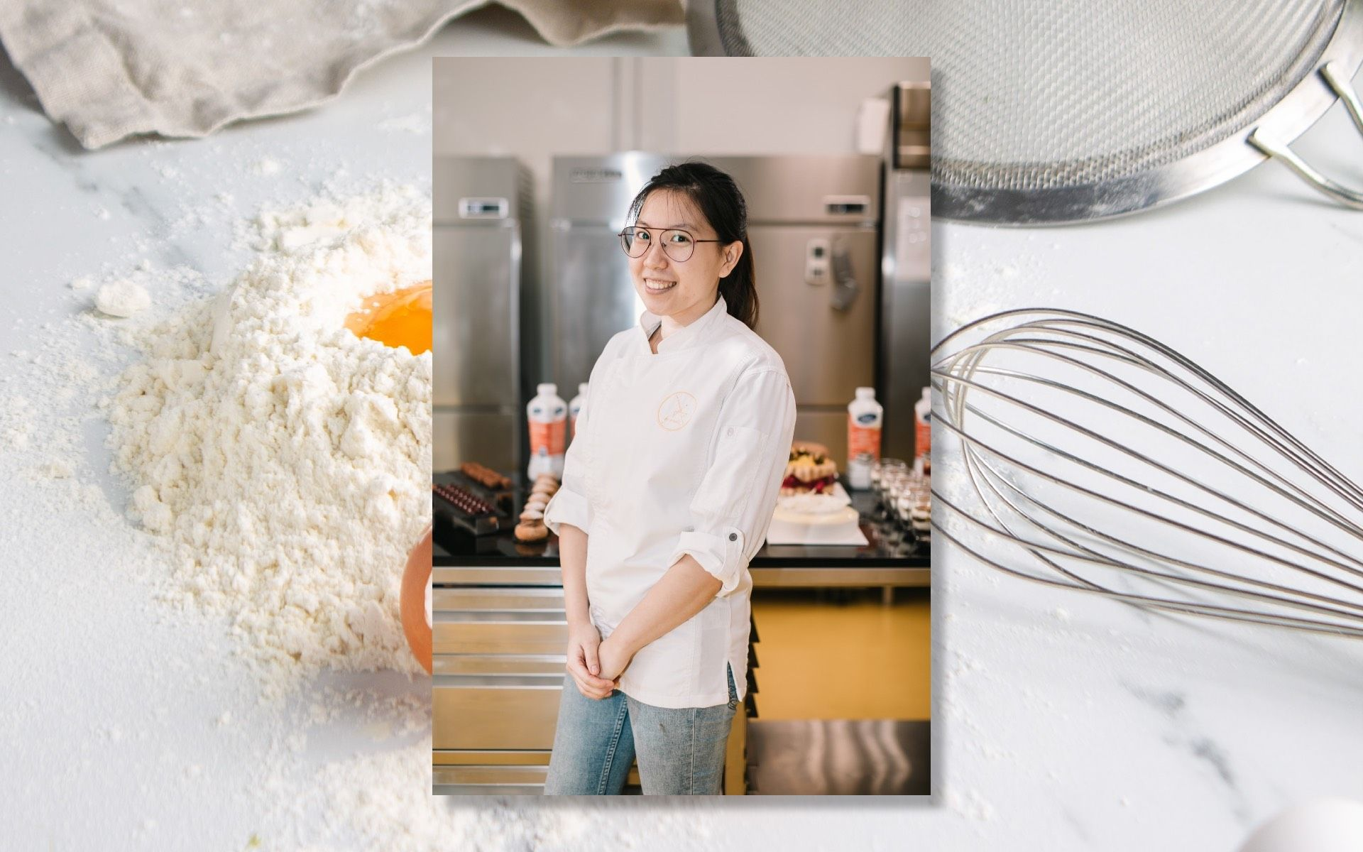 Xiao-Ly Koh Of Xiao By Crustz On Spreading Joy Through Desserts