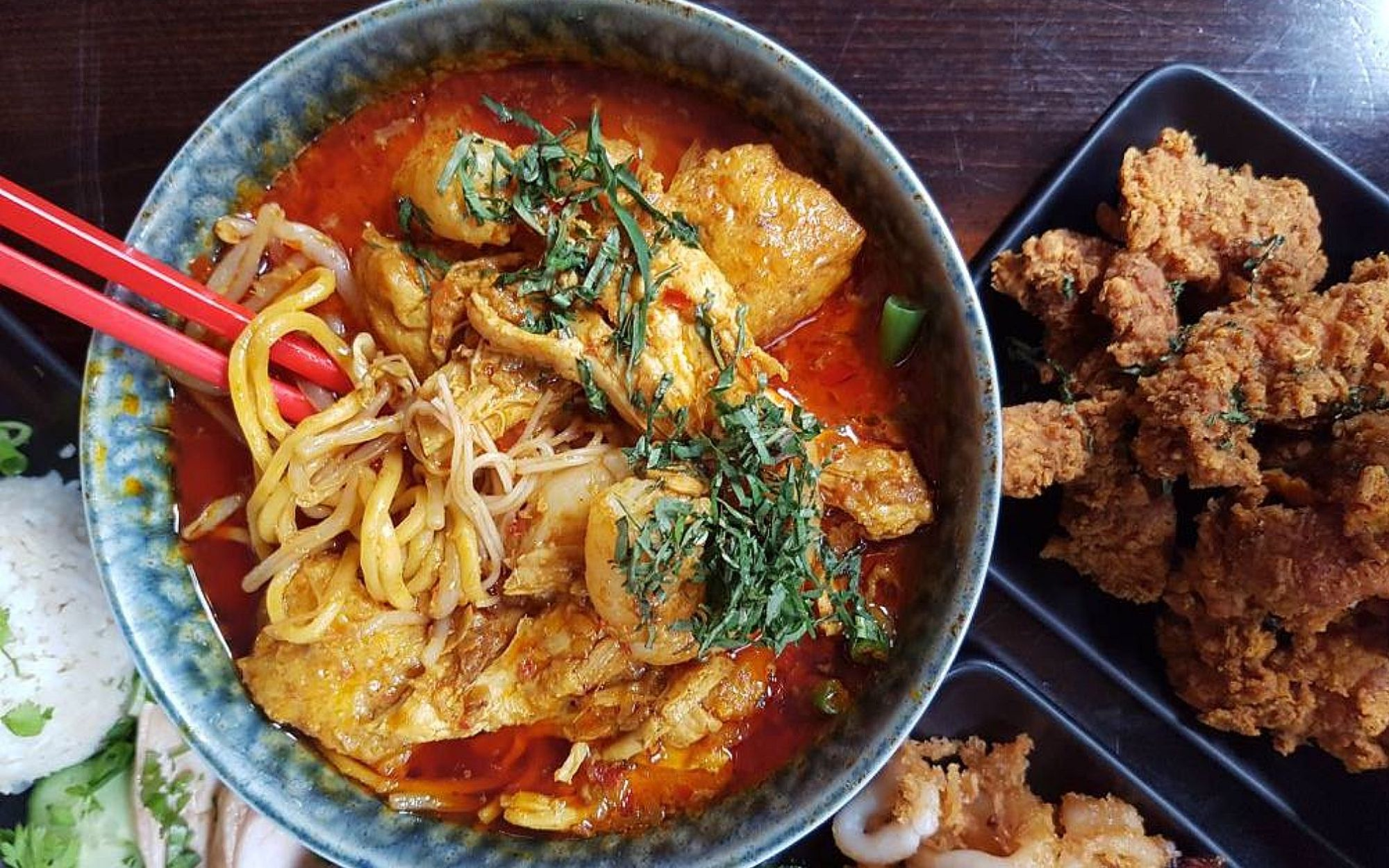10 Places In London To Tuck Into Tummy-Warming Malaysian Food