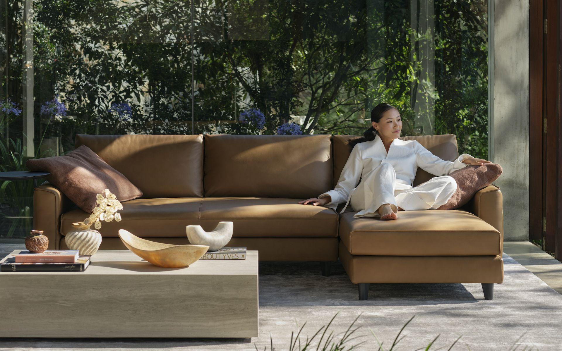 King's Delta III sofa