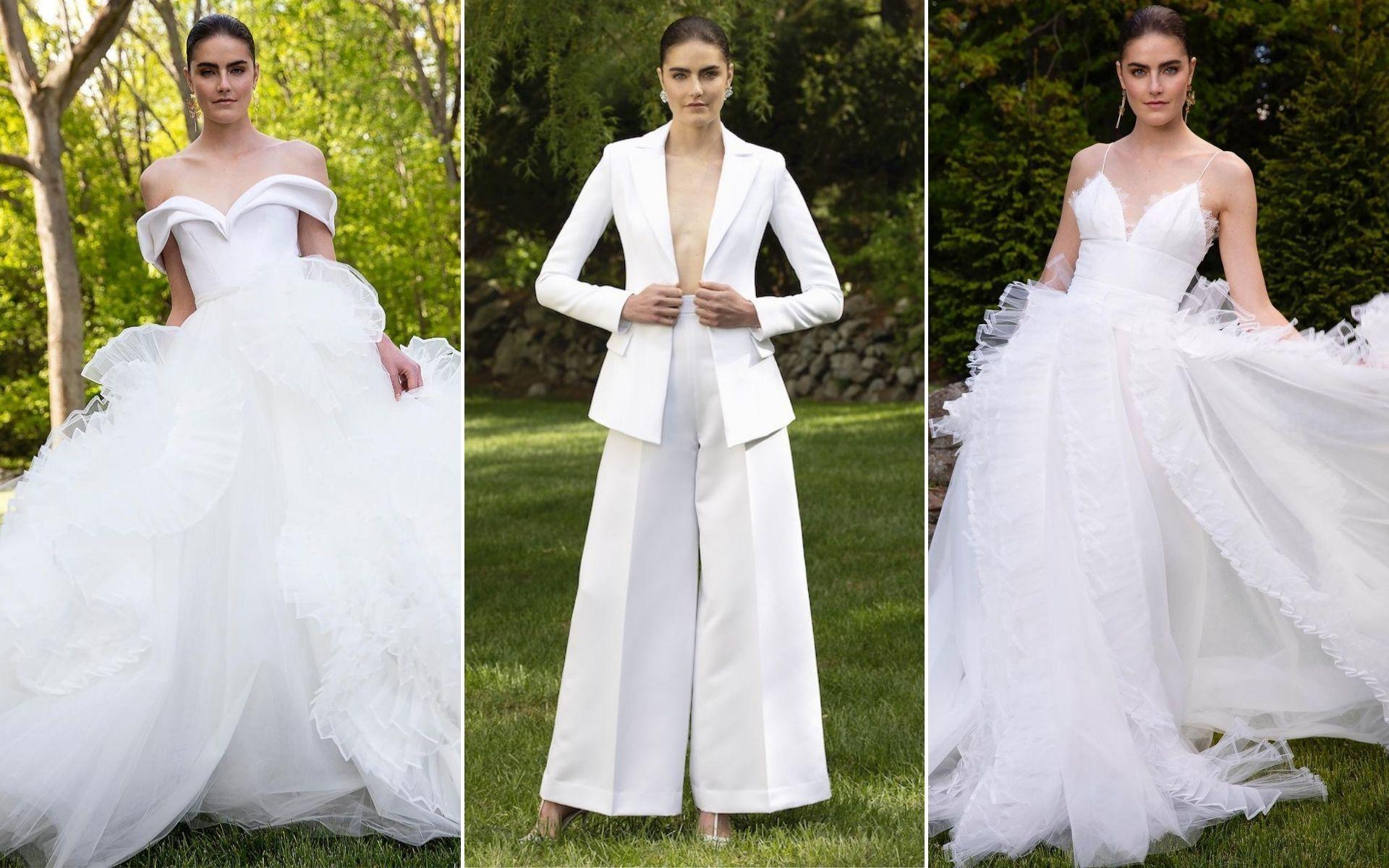 Christian Siriano Bridal Collection 2021/2022