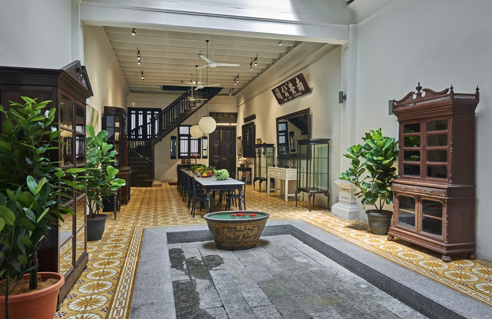 Home Tour: History Meets Modernity In This Heritage Home In Penang