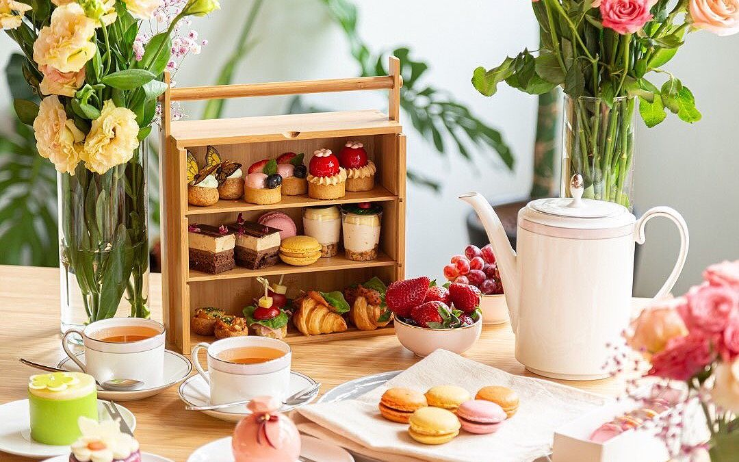 6 Afternoon Tea Sets To Unbox At Home