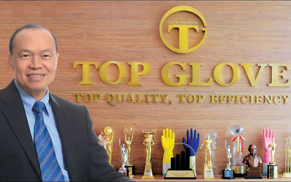 Tan Sri Dr Lim Wee Chai (Photo: Top Glove Corporation Bhd)