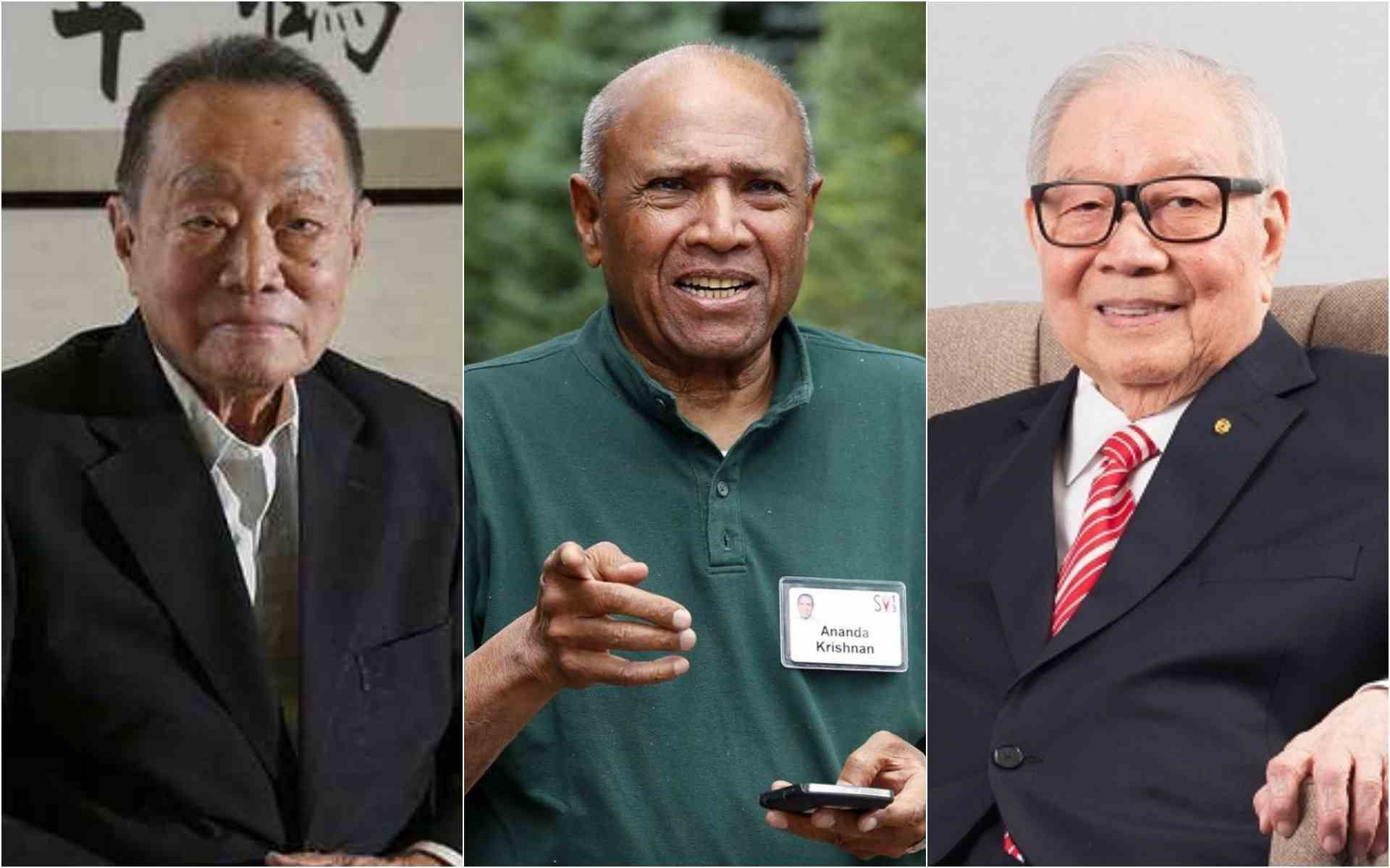 10 Of Malaysia's Richest, According To Forbes' 2021 List