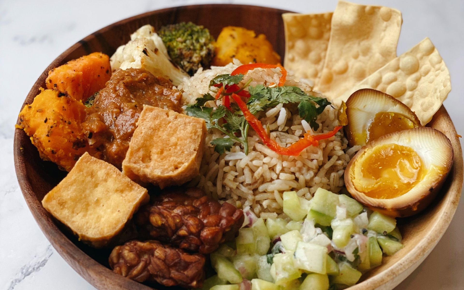 Review: Lauk Pauk In REX KL Goes Plant-Based
