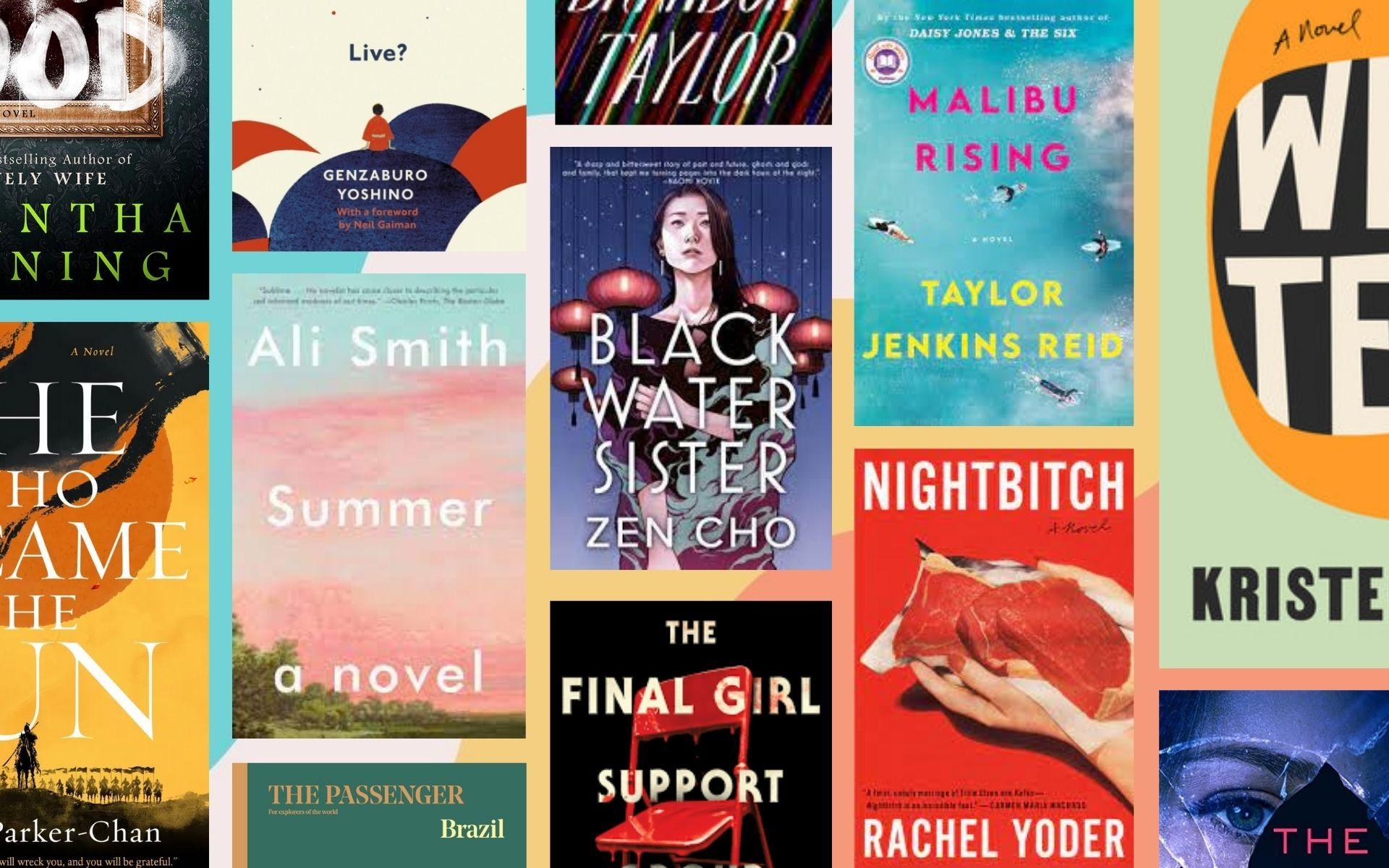 Lockdown Reads: The Best New Books In June & July 2021