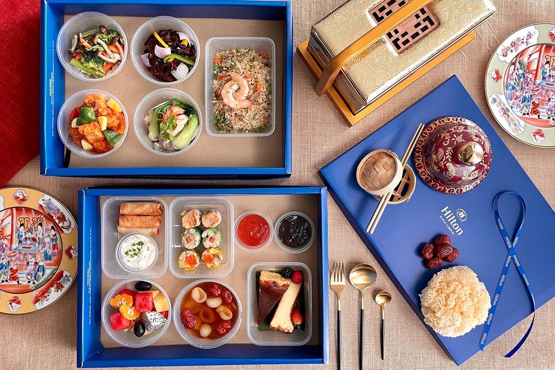 Vasco's Chinese Feast Set (Photo: Hilton Kuala Lumpur)